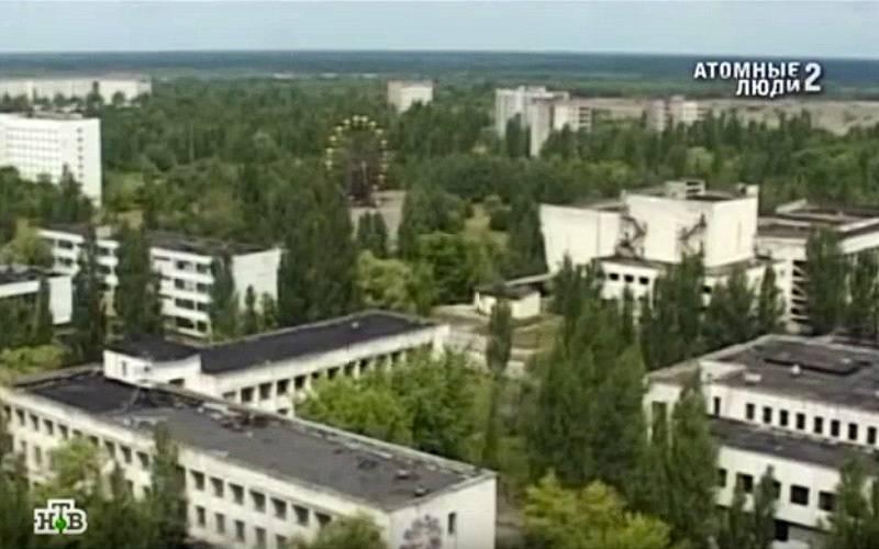 Телеканал НТВ показал фильм «Атомные люди — 2» обрянских чернобыльцах