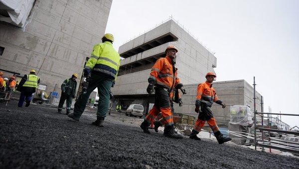 В Финляндии у стройплощадки АЭС прошел митинг против атомной энергии