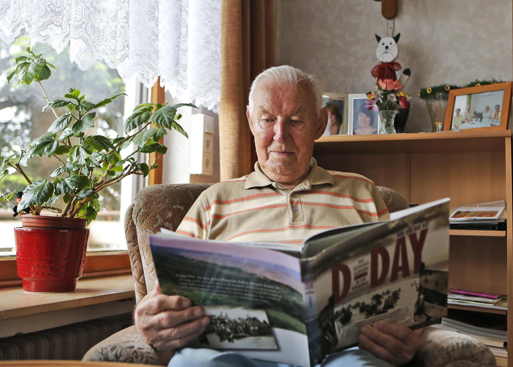 За немецкими стариками ухаживает «русская мафия»?