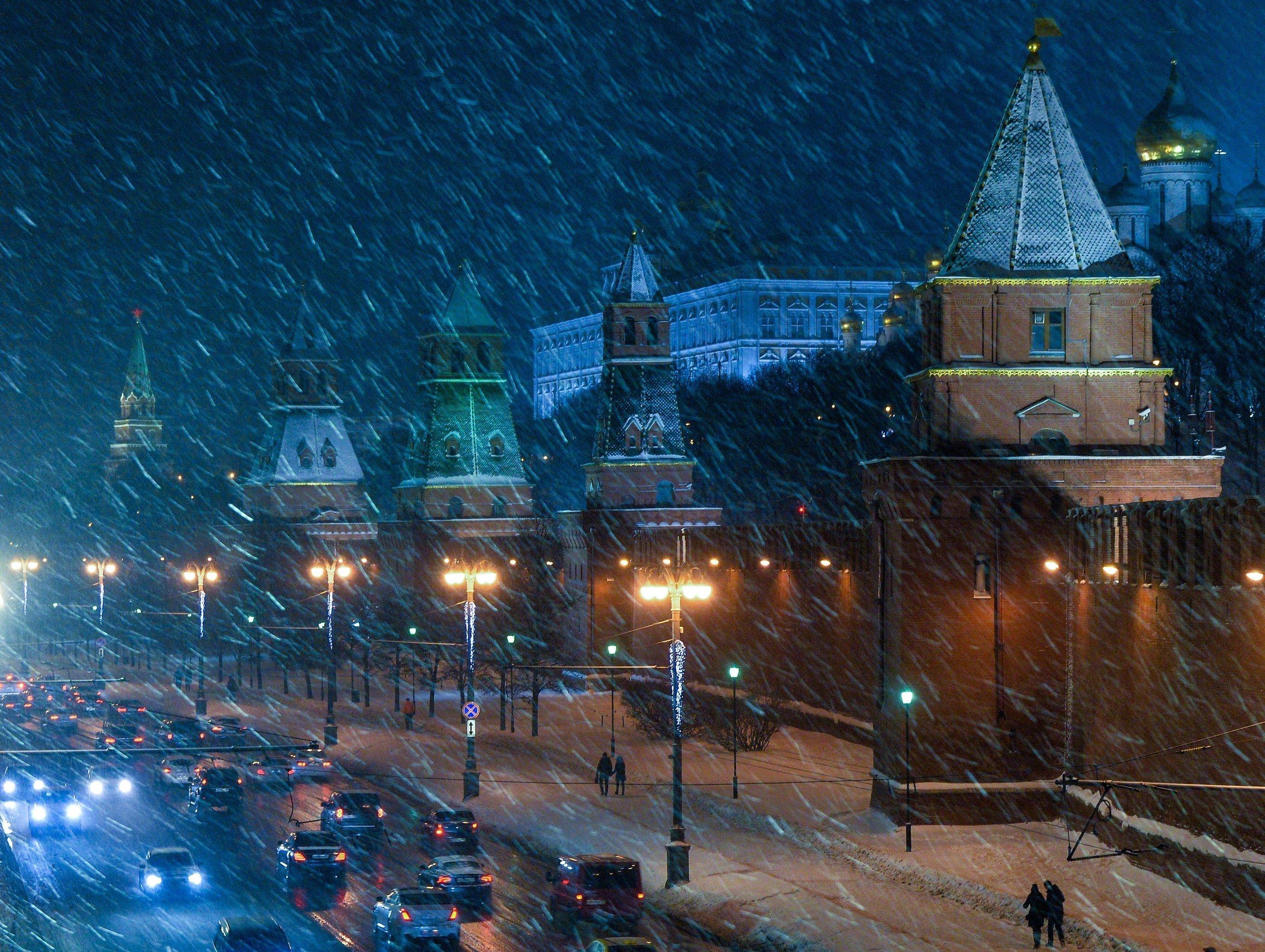 Российская столица: «Москва, круто!»
