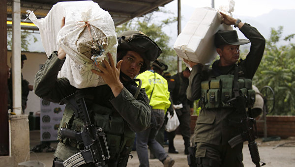 В Колумбии пойман мировой лидер по отмыванию денег от наркотрафика