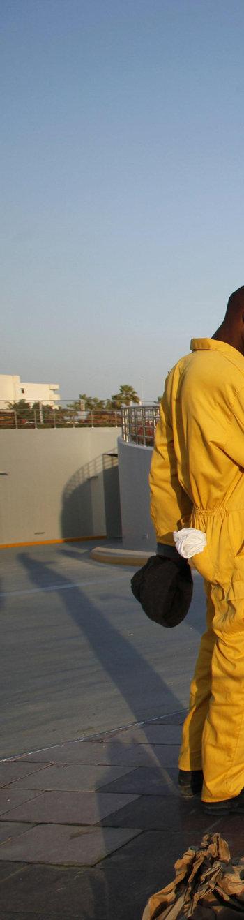 Нарушения на строительстве стадиона ЧМ в Катаре