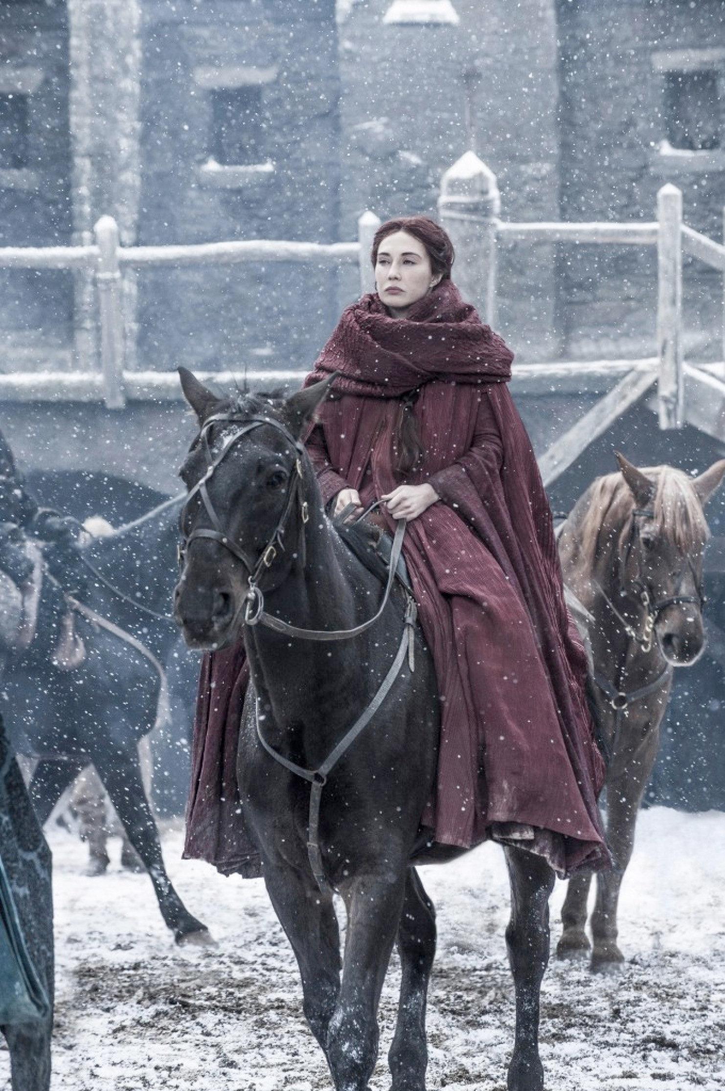 «Игра престолов»: Красная женщина — старая женщина