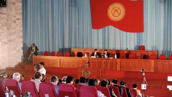 Исхак Масалиев может стать спикером парламента Киргизии