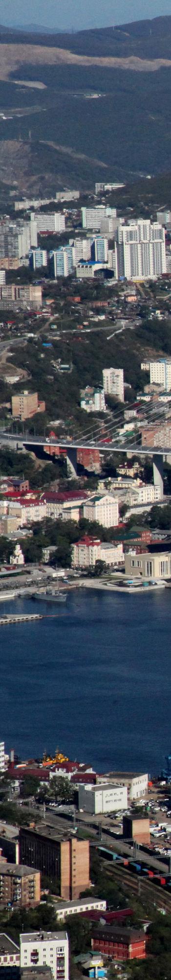 Ролен ничего не увидел во Владивостоке