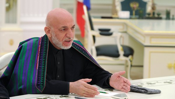 Карзай: мировое сообщество должно объединиться в борьбе с экстремизмом