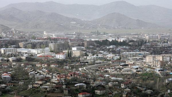 В НКР опубликовали фото предполагаемых военных объектов ВС Азербайджана