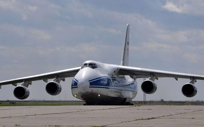 Над Красной площадью вМоскве 9Мая пролетят два брянских самолета «Руслан»