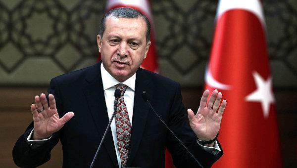 Эрдоган надеется, что безвизовый режим ускорит присоединение Турции к ЕС