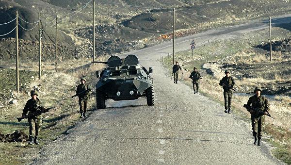 Девять членов РПК и один военный погибли за два дня на юго-востоке Турции