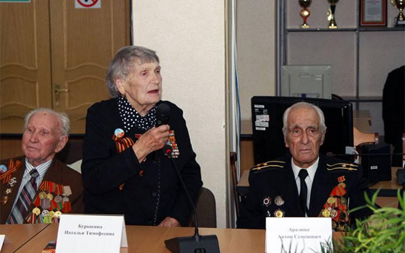 ВБрянской области 71-ю годовщину Победы встретили 32 тысячи ветеранов войны