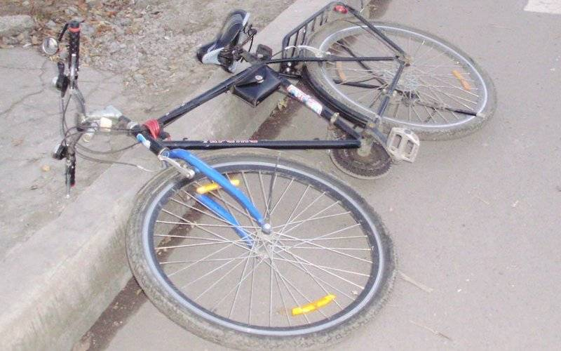 ВБрянске автомобилистка наиномарке сбила велосипедиста