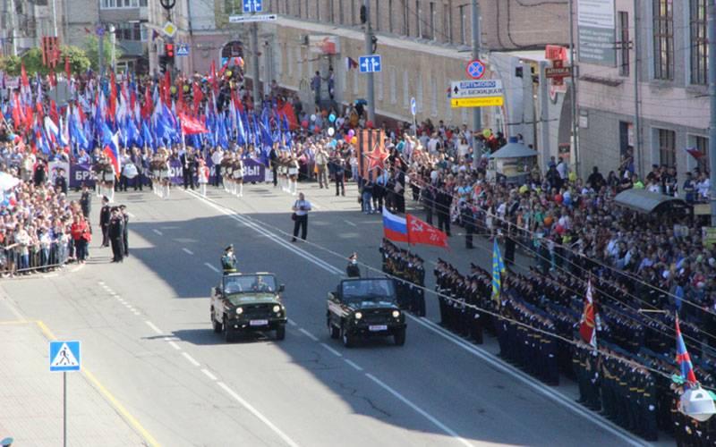 ВБрянске проходит Парад поколений