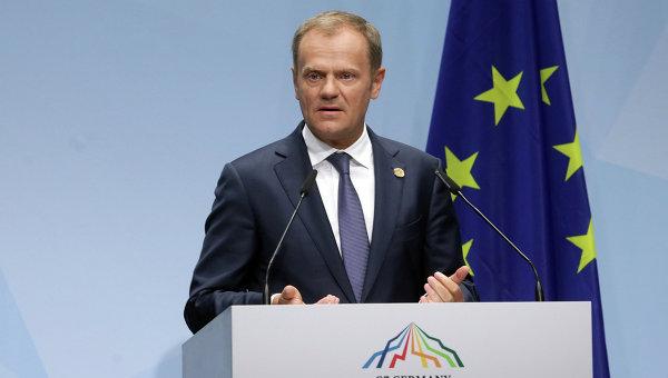 В Польше пока не готовы говорить о поддержке переизбрания Туска в Евросовет