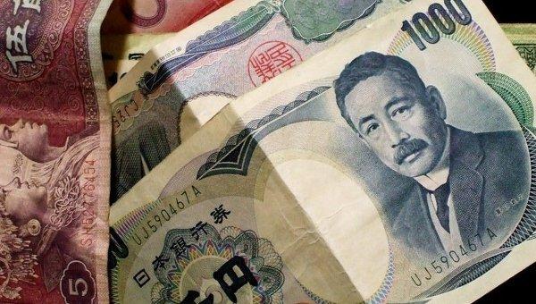 Иена дешевеет к доллару на заявлениях министра финансов Японии
