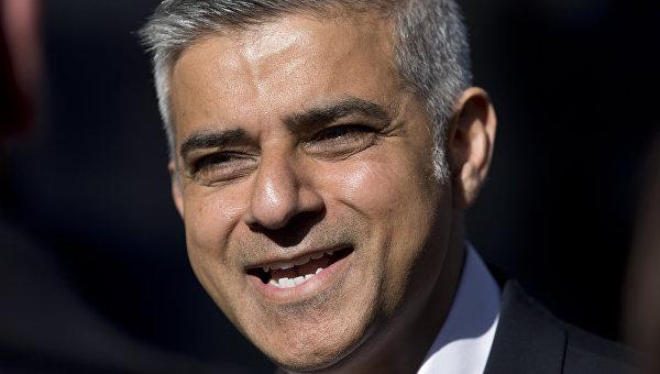 Трамп пообещал пустить нового мэра Лондона в США в рамках