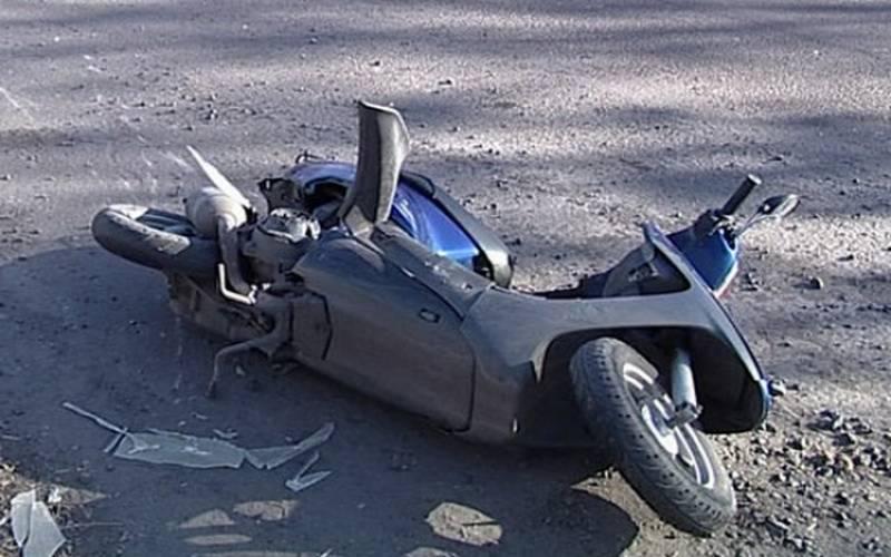 В Брянском районе пристолкновении сгрузовиком погиб 16-летний скутерист