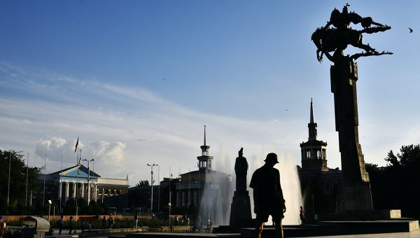 Около 900 домов Киргизии повреждены из-за града и шквалистого ветра