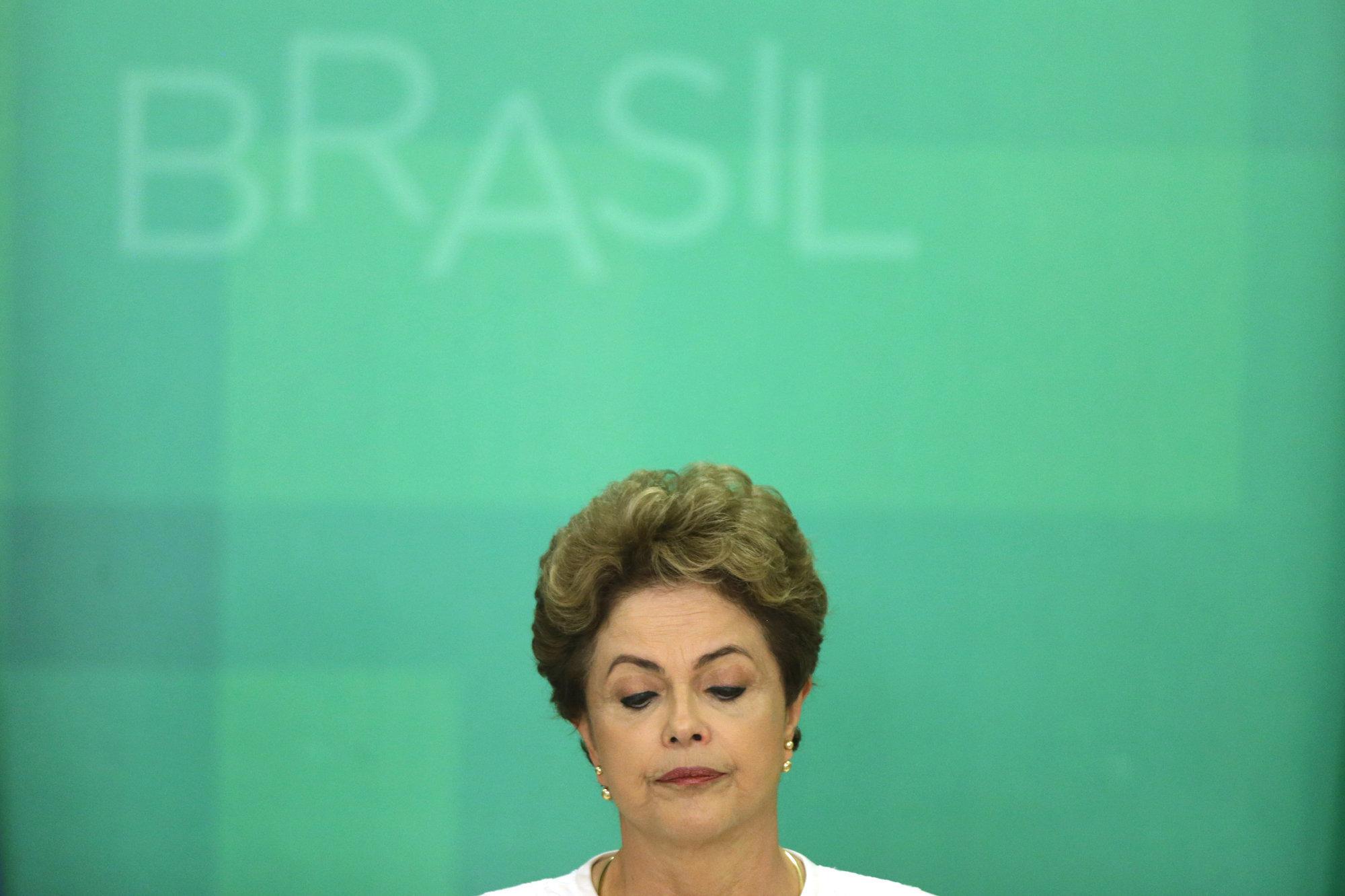 Сенат Бразилии проголосовал за начало импичмента Русеф