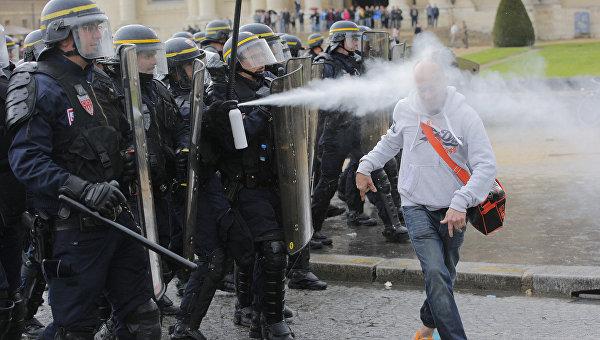 Реформа труда: Франция против