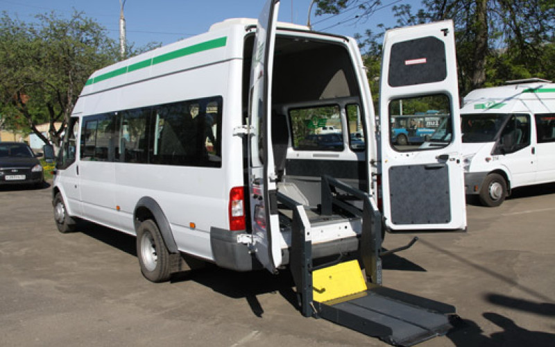 Жители Брянска 600 раз воспользовались «Социальным такси» сначала года