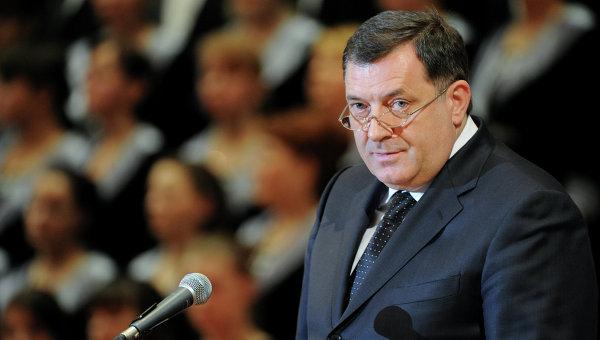 Президент Республики Сербской призвал оппозицию отказаться от протестов