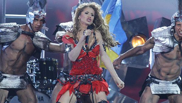 На Украине радикалы сорвали концерт Лободы из-за выступлений в России