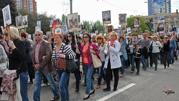Ополченцы ДНР заявили, что смогли предотвратить пять терактов на 9 мая