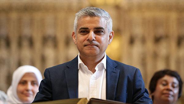 Садик Хан пригласил Трампа в Лондон