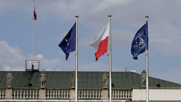 Церемония запуска строительства базы ПРО США прошла в польском Редзиково