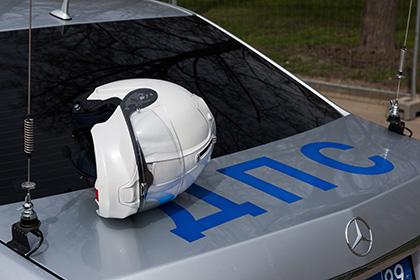 Первоклассника задержали за рулем отцовского автомобиля в Рязани