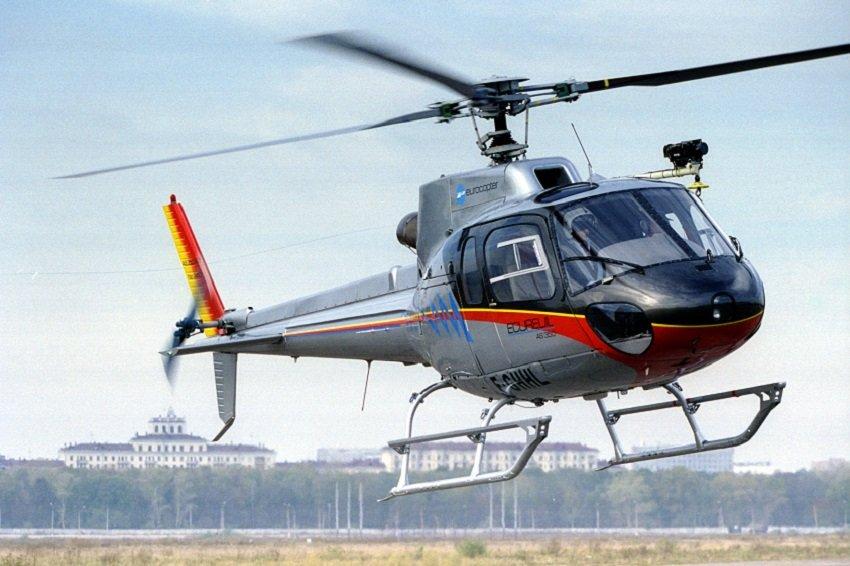 В Ленобласти разбился частный вертолет