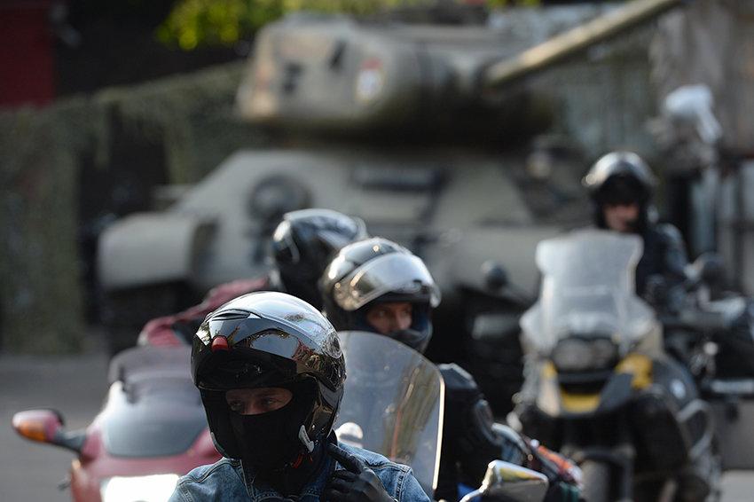 СМИ: Подозреваемый в расстреле байкеров убил их за 15 секунд