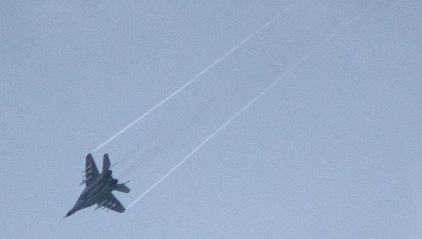 Украинец попытался вывезти в Польшу детали МиГ-29