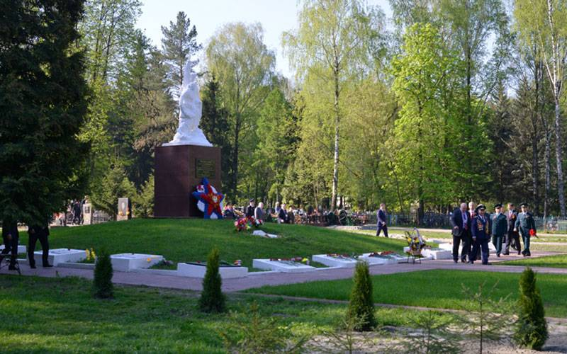 Руководству Брянска поручили благоустроить Аллею героев наЦентральном кладбище