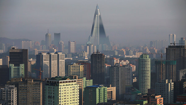 Задержанная российская яхта доставлена в северокорейский порт