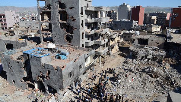 Боевое крыло РПК: за 2 дня на востоке Турции были убиты 48 турецких солдат