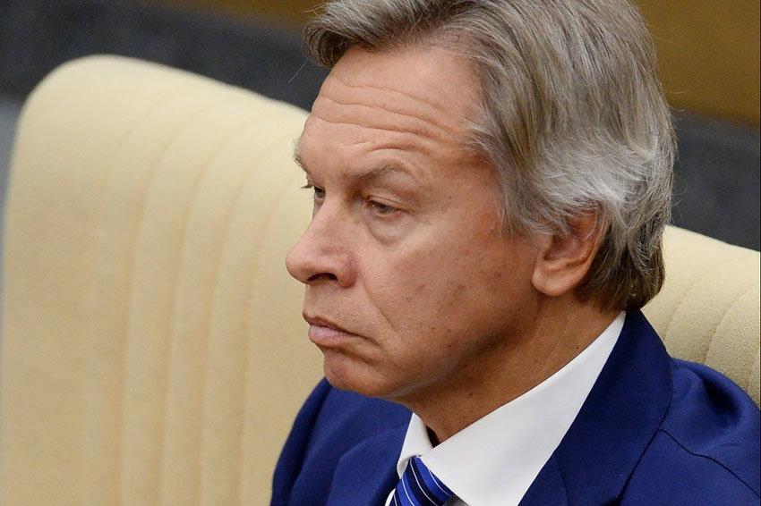 Пушков: США заигрались в виртуальный конфликт с Россией