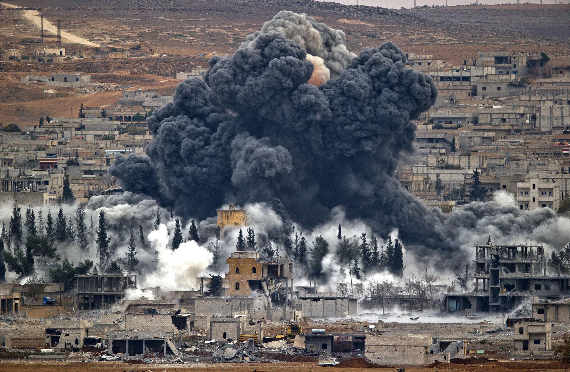 Расследование: как власти России отпустили радикалов с Северного Кавказа в Сирию