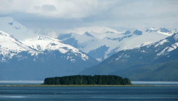 на Аляске произошло землетрясение магнитудой 5,4