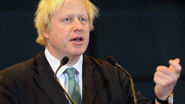 Экс-мэр Лондона сравнил цель руководства ЕС с планами Гитлера и Наполеона