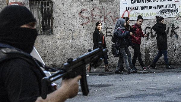 В боях на востоке Турции погибли семь спецназовцев, 20 ранено