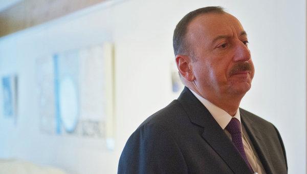 Алиев прибыл в Вену, где пройдут переговоры по Нагорному Карабаху