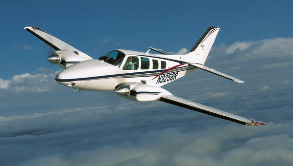 Четыре человека погибли в авиакатастрофе в США