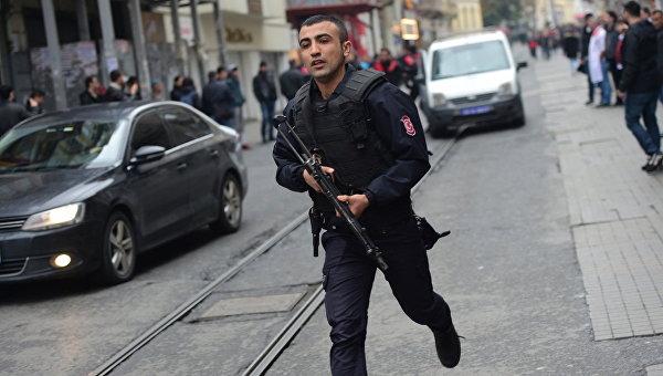 В Стамбуле прогремел взрыв, есть пострадавшие