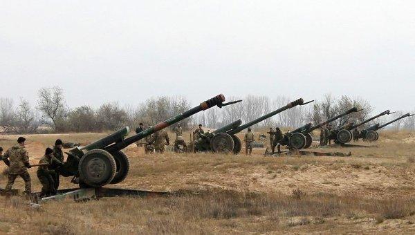 ЛНР: ВСУ двараза за сутки обстреляли позиции Народной милиции