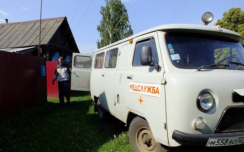 Брянской области не хватает 230 машин скорой помощи