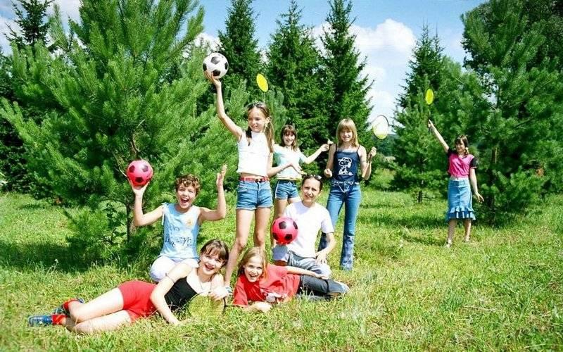 Брянских детей вэтом году ждут 10 санаториев и13 загородных лагерей