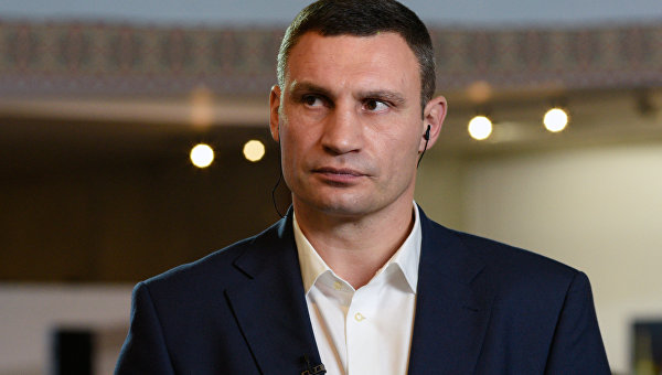Кличко предложил Джамале исполнить гимн Украины перед боем своего брата