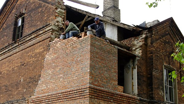 В ДНР зафиксировали более 170 поврежденных социальных объектов с апреля